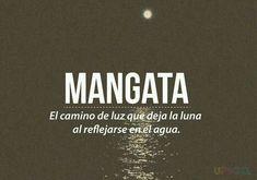 #mangata #caminodeluz #luna
