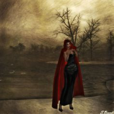 The red cloak