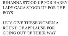 You deserve the highest of fives and all the awards, ladies