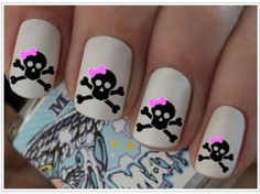 Love the Skulls...I wouldn't use a matte white, they need a gloss!