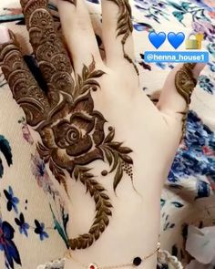 Modern Henna Designs, Stylish Mehndi Designs, Henna Designs Easy, Mehndi Art Designs, Beautiful Mehndi Design, Latest Mehndi Designs, Henna Tattoo Designs, Unique Henna, Mehndi Simple