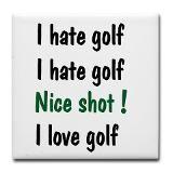 I Hate/Love Golf