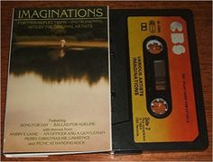 Spent a lot of time driving one significant year, with this as one of the cassettes I listened to. If I hear the Theme From Merry Christmas, Mr Lawrence I'm back on the M4 on the Wiltshire Downs. IMAGINATIONS. 1983 19 TRACK AUDIO CASSETTE TAPE. VARIOUS ARTISTS. CBS PAPER LABELS.: Amazon.co.uk: billy joel, ennio morricone, mark knopfler, vangelis, giorgio moroder, philip glass & many more clannad: Books