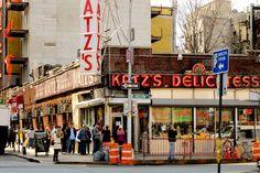 #27 Katz's Deli, New York City
