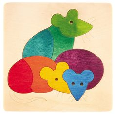 Mouse puzzle,$25 AUD  In stock