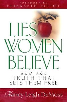 A must-read for every Christian woman. This book details lies we're faced with, as well as the truth from God's Word that defeats them.
