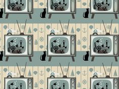 """""""sea what's on t.v."""" by ricknboise"""