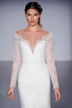ca5689b419d6 7 Best Jim Hjelm Wedding Gowns images | Bridal gowns, Alon livne ...
