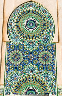 Výsledky hľadania služby Google Image pre http://www.molon.de/galleries/Morocco/Casablanca/Mosque/images01/15%2520Islamic%2520pattern%2520mosaic.jpg