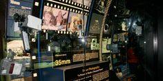 From Kansas Cosmophere Apollo Gallery  Various video cameras from the Apollo program.
