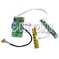 VGA LCD Controller Board DIY Kit For B154EW01 B154EW04 B154EW08 30Pin 1280*800