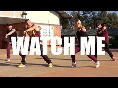 Silento - WATCH ME (Whip/Nae Nae) #WatchMeDanceOn   @MattSteffanina Dance Video - YouTube