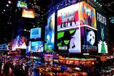 Firlifù in Broadway