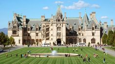 """Not sure I would call the Biltmore Estate a """"house"""" but it is. Magnificent!"""