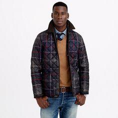J.Crew - Barbour® Tissington quilted jacket