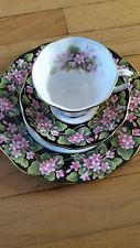 Royal Albert Provincial Flowers Mayflower Salad Plate Saucer Tea Cup