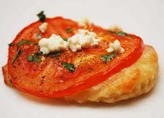 Tomato Chees Pizza Bites