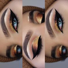 """AYEESHA (@ayeeshabx) on Instagram: """"Thank you guys for all the love on the last post I will try to get the tutorial up on this look…"""""""