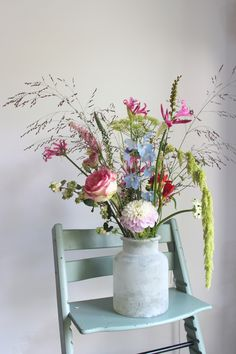 judithslagter.nl Judith Slagter #boeket #flowers #bloemen