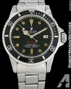 Rolex Double Red Sea Dweller Submariner