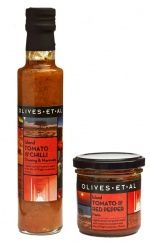 FoodBev.com- Olives Et Al launches summer range with The Tomato Stall
