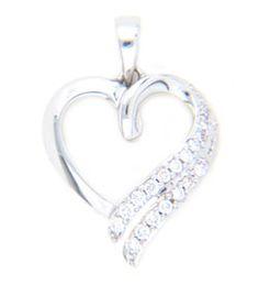 Diamond Ids Pendant DID4202 #GarnerBears #Popley #Pendant #Diamond #Designer