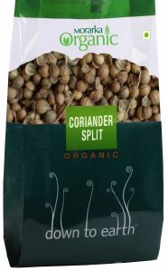Organic Coriander Split