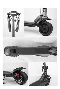 Mercane WideWheel 2019 electric scooter has a top speed of 45 km/h and 40 kilometer range. Motor Speed, E Scooter, Electric Scooter, Tail Light, This Or That Questions