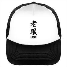 Logan by joke kanji hat