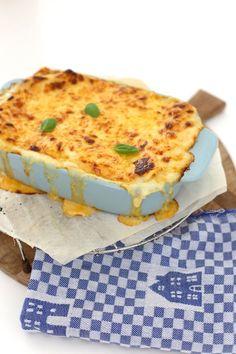 Lasagne met tomaat en ricotta