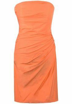 Robe de soirée - apricot