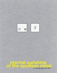 eternal sunshine of the spotless mind poster - Buscar con Google