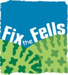 Fix the Fells, another charity that we support via Nurture Lakeland.  About - We are a team of skilled rangers and volunteers who repair and maintain the mountain paths in the Lake District with funding from donations and partners. A combination of millions of pairs of walking boots, the weather and gradient means erosion is a constant problem. Our path work reduces erosion scars and also helps protect the ecology and archaeological heritage of our beautiful landscape