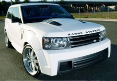 I will have a range rover some day!