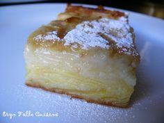 Gâteau Invisible Pommes & Poires - Eryn et sa folle cuisine