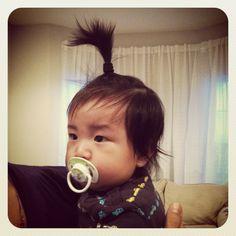 my little samurai nephew noah