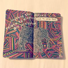 IDEAS FOR ''WRECK THIS JOURNAL'' : Photo
