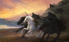 Asfaloth by ~CG-Warrior on deviantART