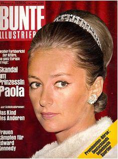 1970: Paola von Belgien