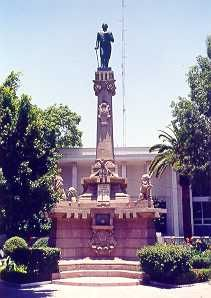 Monument of Hidalgo in Torreon, Coahuila, Mexico - Tour By Mexico