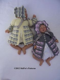 Baby Crochet Pattern Matinee Jacket, Hat Crochet Pattern 5 Sizes DIGITAL DOWNLOAD 218. $3.99, via Etsy.