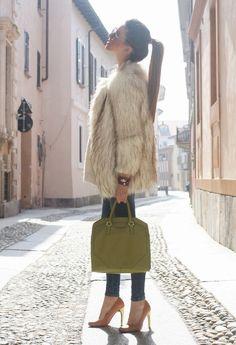 10 Fashionable Faux Fur Ideas