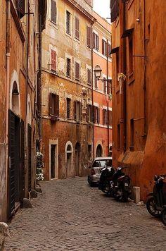 Trastevere.Rome.Italy