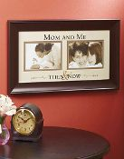 Then & Now Photo Frame for Mother's Day! $17