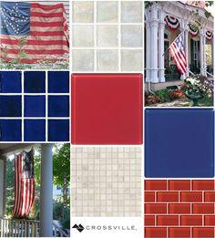 It's a patriotic#MosaicMonday!