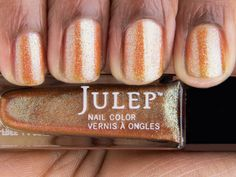 Julep Adele Golden Topcoat