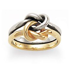"""Original Lovers' Knot Ring 