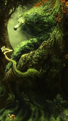 When the Leaves Whisper by AlectorFencer.deviantart.com on @deviantART