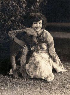 Clara Bow, 1920s © Otto Dyar