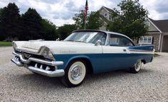 1957 Dodge Custom Royal Lancer.....showroom condition...